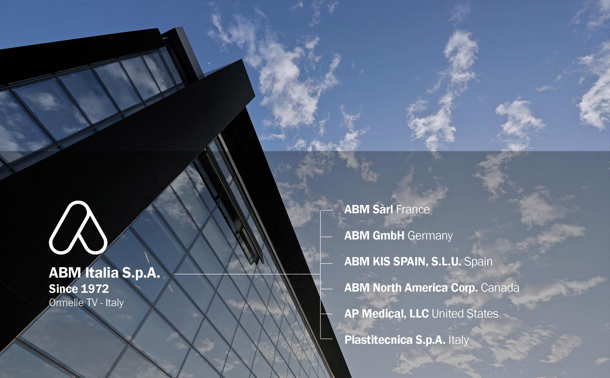 Organigramma ABM Italia